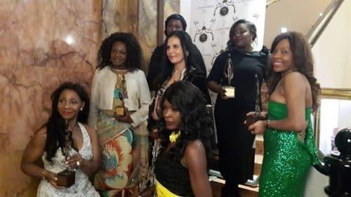 Sept lauréates d'origine africaine