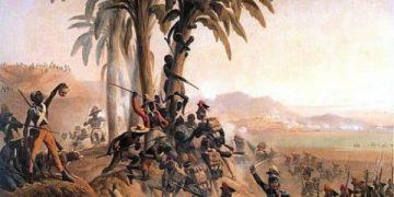 हैती, जनवरी सुकॉडोलस्की द्वारा पेंटिंग