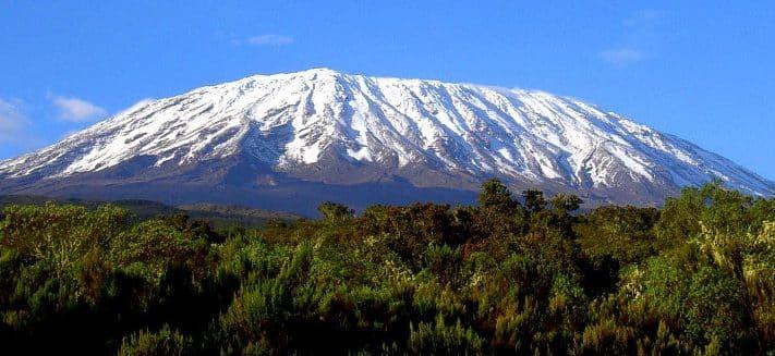 ڪلوميٽر جبل (5 895 م)
