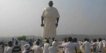 Chikumbutso cholemekeza Simon Kimbangu ku Matadi
