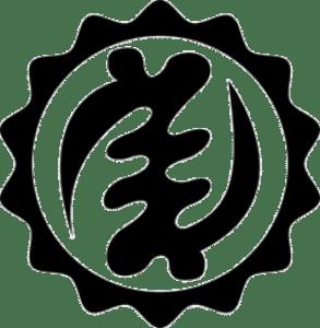 """Symbole de Dieu en Afrique """"Nyame"""""""