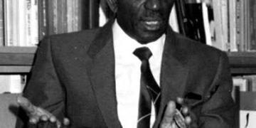Cheikh Анта Диоп