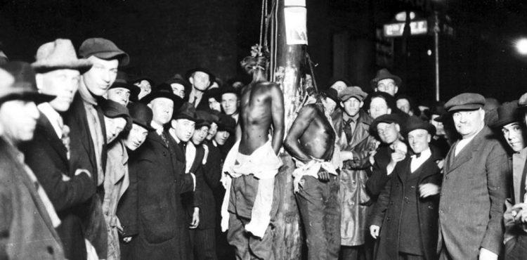 Lynchage de noirs