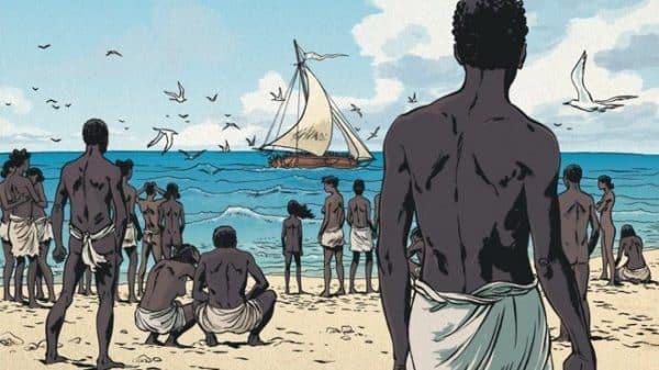 Sylvain Savoia被遺忘的Tromelin奴隸。