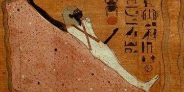 Auferstehung von Osiris
