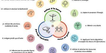 Os principios 12 da permacultura