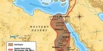 Wat ass wann Israel eigentlech an Afrika war?