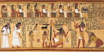 D'Buch vum Doud vum eelste Ägypter
