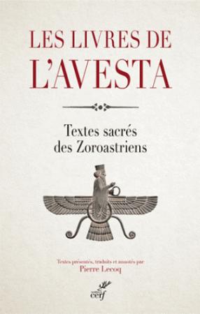 Avesta, leabhar naomh seann Persians