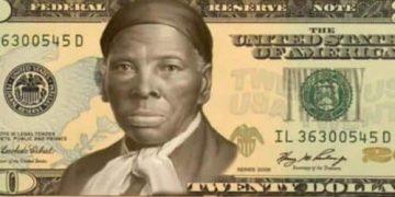 Harriet Tubman në një faturë të dollarit 20