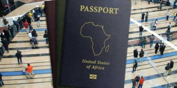 Pasaporta unike pan-afrikane