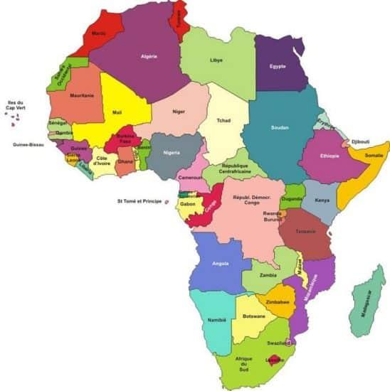 Etymologi Av Afrikanske Landnavn Afrikhepri