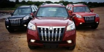 Kantanka, den afrikanske bilen