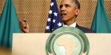 Barack Obama versu l'Africani