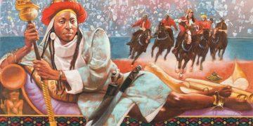 Aminatou de Zaria, reine-guerrière Haoussa