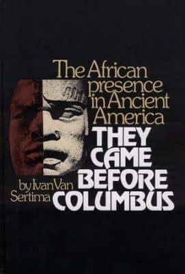 Qədim Amerikada Afrika Budur