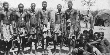 Herero Genocide sy Namas