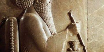 Farsların Darius kralı