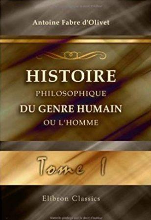 Histoire Philosophique du Genre Humain