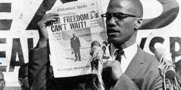 Malik al-Shabazz, kjent som Malcolm X