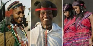 τις κοσμογονίες της Σομαλίας και του Oromo
