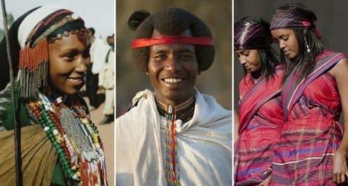 les cosmogonies Somali et Oromo