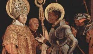 knight saint Maurice