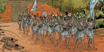 D'Amazonen vum Dahomey
