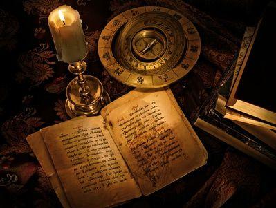Ockulta böcker