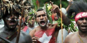 Colonizarea și genocidul au fost ignorate de Papuani