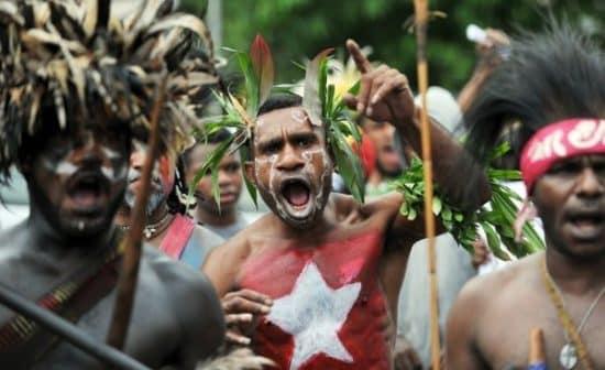 Kolonizacija i genocid ignorisani od strane papuana