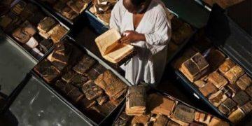 Рукописи Тімбукту