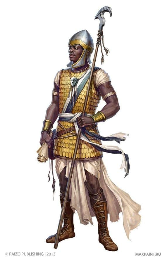 Rank Moorish Knight Image