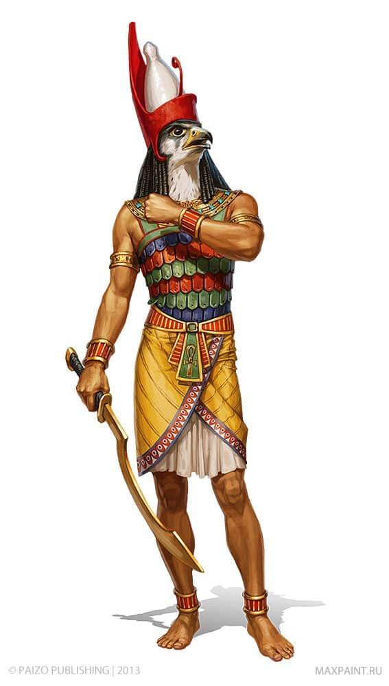 Rank Suiveur d'Horus Image