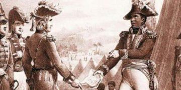 Toussaint Louverture agus réabhlóid Haitian