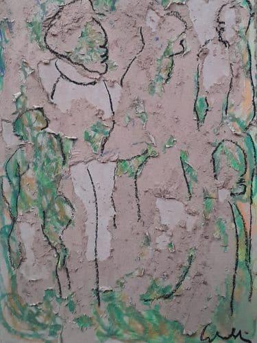Tableau de Zirignon Grobli