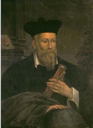 Nostradamuss Profetieën Over De 3e Wereldoorlog