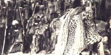 Ρουάντα πολεμιστής