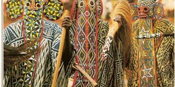喀麦隆的Bamilekes
