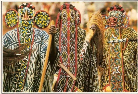 Kamerunskí bamileku