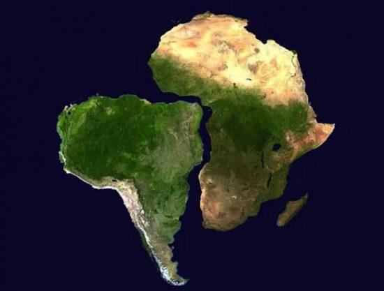 Afrika dan Amerika