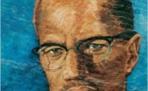Malcolm X- ը զրուցում է երիտասարդների հետ