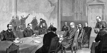 柏林会议 1884-1885
