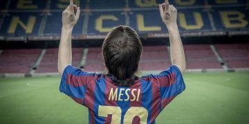 Messi - Dokumentarfilm (2016)